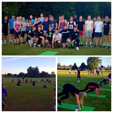 Swale Wellness £1 Fit Club - Sittingbourne (Not Curently Running)